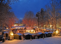 Spittaler Weihnachtsdorf