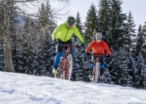 Winterradfahren